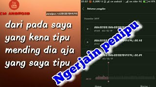 Video ngerjain penipu sampai emosi MP3, 3GP, MP4, WEBM, AVI, FLV November 2018