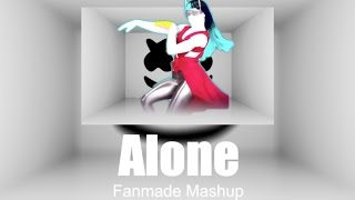 Just Dance - Alone - Marshmello | Fanmade Mashup