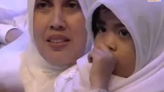 ABIDZAR Anak Alm Ustad Uje Melantunkan Puisi Konser Tribute Ustad Uje