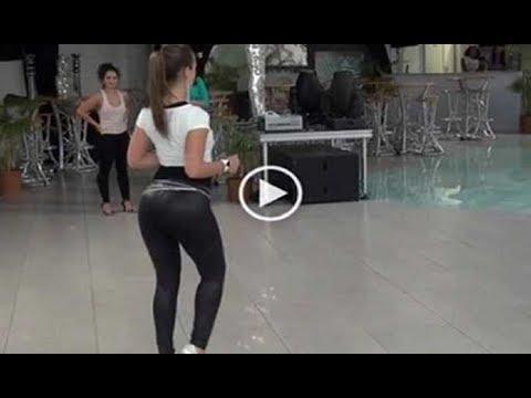Este Es El Baile Más Sensual Del Mundo. Está Causando Furor En Las Redes Sociales viral actualidad