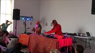 Laraaji and Arji OceAnanda - Live at Marfa Myths 4/13/2018