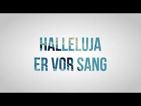 Hør Halleluja er vor sang // Å-festival // Gud Der Ser på youtube