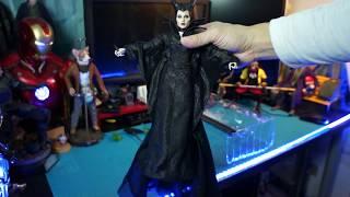 Hot Toys – 【黑魔女:沉睡魔咒】Maleficent 安潔莉娜裘莉 開箱