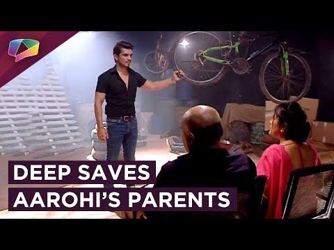 Deep Fights & Saves Aarohi's Parents   Ishq Main