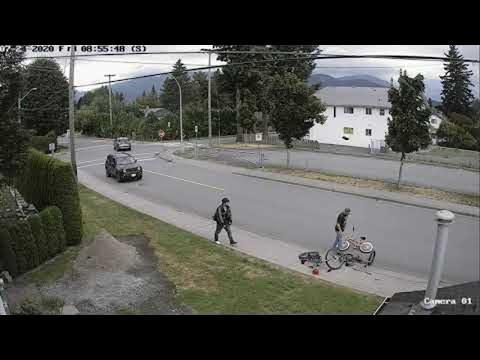 Złodziej roweru złapany i dojechany na środku ulicy. Daleko nie uciekł…