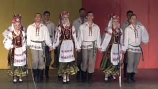 Prygazhosts, Belarus - The Grant Concert to start XXXII International Folklore Meeting Lublin 2017 - 15.07.2017 Prygazhosts,...