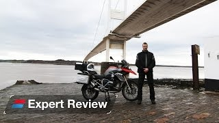 8. 2014 BMW R1200 GS bike review
