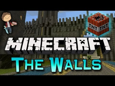 minecraft - Hey Doods! ♢♢♢ http://bit.ly/SubscribeToMyFridge ♢♢♢ Much Luv :) Mitch & Jerome take on six others in this 2v2v2v2 the walls showdown! Will they win it all i...