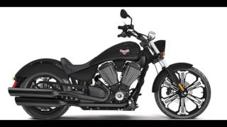 9. New 2017 Victory Vegas 8-Ball 2018 - Sport Cruiser Bike