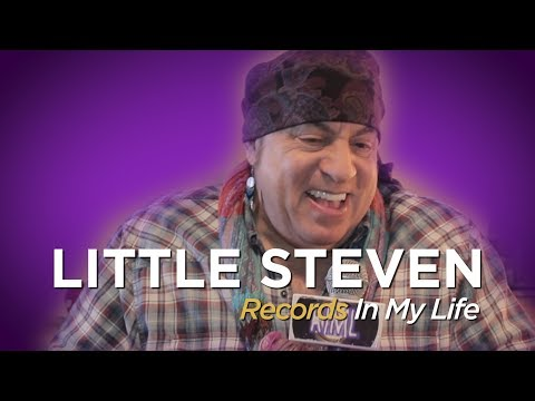 Little Steven - Records In My Life (2018 interview)