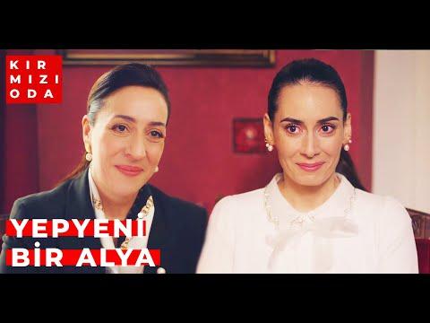 Alya'nın Büyük Değişimi   Kırmızı Oda 13. Bölüm