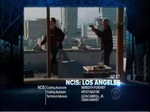 NCIS: Naval Criminal Investigative Service 9.02 (Preview)
