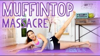 POP Pilates: Muffintop Massacre - YouTube