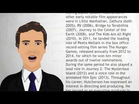 Josh Hutcherson - Wiki Videos