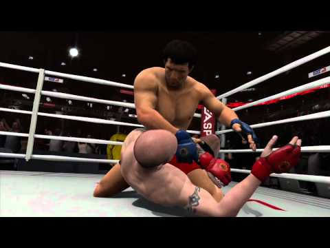 EA Sports MMA Fighter - Trailer [HD]