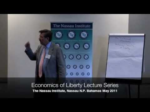 Economics of Liberty 2011 Part 58 The Virtues of Freedom Restoring a Society of Liberty