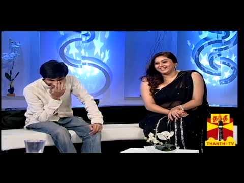 Anirudh Ravichander Namitha-NATPUDAN APSARA EP02 Thanthi TV