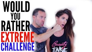 EXTREME WOULD YOU RATHER CHALLENGE by Channon Rose