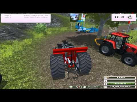 Tractor Pulling | Farming Simulator 2013 [HD/FR]  (1/3)