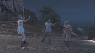 GTA 5 - How to feed the Cannibals (Altruist Acolyte Achievement)
