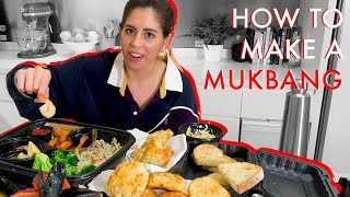 How to Be A Mukbang Influencer | Cosmopolitan by Cosmopolitan