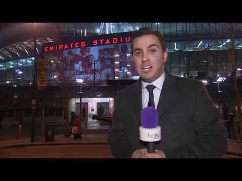 BEIN SPORTS ARSENAL VS BAYERN