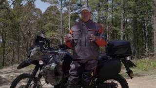 3. MXTV Bike Review 2017 Kawasaki KLR650