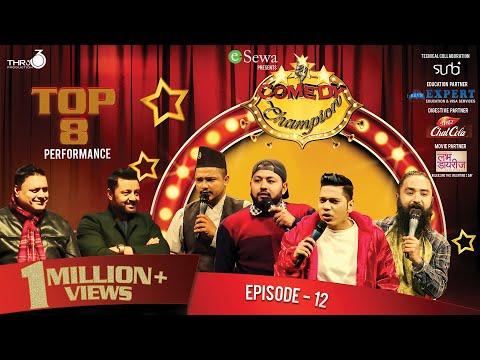 Comedy Champion - Episode 12