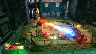 This is a video walkthrough of the Dr. Neo Cortex boss fight in Crash Bandicoot: Warped from the N. Sane Trilogy on PlayStation 4.