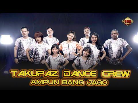 GOYANG AMPUN BANG JAGO TAKUPAZ DANCE CREW Ft. PIAW | TIK TOK VIRAL | HAPPY ASMARA AMPUN BANG JAGO