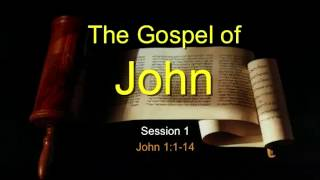 Video Chuck Missler   The Gospel of John   Session 1 (SLIDES CORRECTED) MP3, 3GP, MP4, WEBM, AVI, FLV Juli 2018