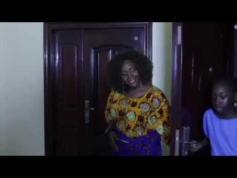 "Omawumi Pays Bedridden Fan A Surprise Visit - Nigerian Movie 2014 In "" Make A Move"""