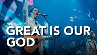 Datanglah dan Bertahta/Great Is Our God ( Album Faith/NDC Worship Live Recording)