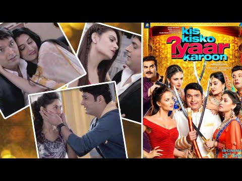 Kapil Sharma's Kis Kis Ko Pyaar Karoon Trailer Out