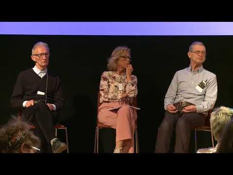 Paneldialog med Töres Theorell, Bitten Jonsson och Göran Högberg