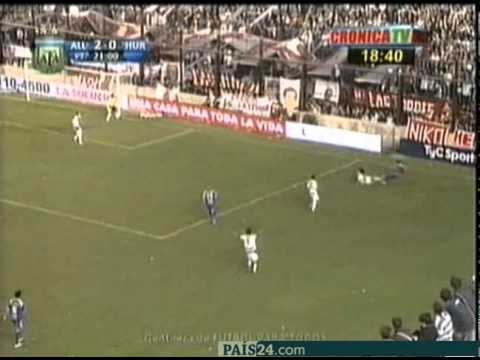 All Boys 3 - 1 Huracán (Torneo Clausura 2011)