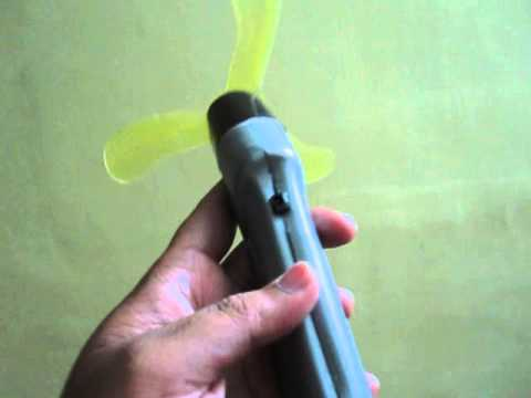 subhomoy - When my Kiwi Shoo police got empty, I used the empty bottle to make a rechargeable portable Fan, The Fan is giving backup for more than 2 hrs. RECYCLE THINGS...