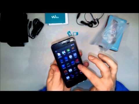 Unboxing - Review Wiko Jimmy