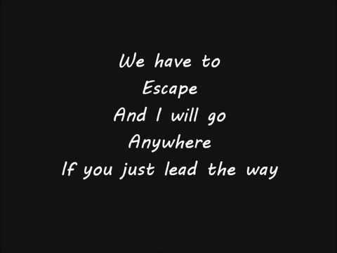 Tekst piosenki Hoobastank - Escape po polsku