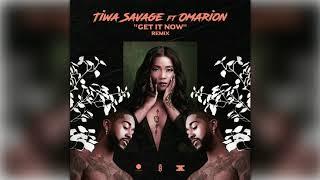Tiwa Savage - Get It Now (Remix) [ feat. Omarion ]