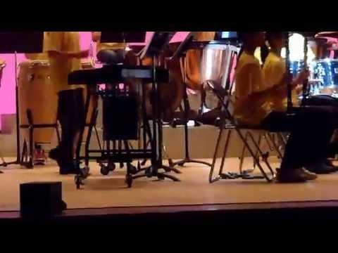 海老名市立柏ケ谷中学校ブラスバンド部第5回定期演奏会-2