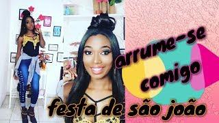ARRUME-SE COMIGO FESTA DE SÃO JOÃO
