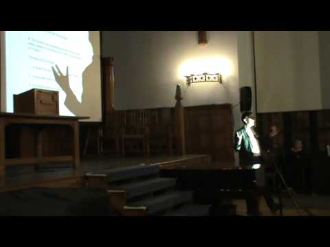 Professor Jeff Forshaw Universal Lecture at Bolton School Pt 2