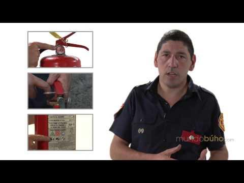 Curso Básico de Prevención de Incendio y Lucha contra el Fuego - Avance