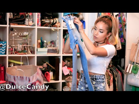 haul - Please Subscribe + Like + Fav + Share :) http://bit.ly/SubscribetoDulceCandy87 Connect with me! Fashion Blog: http://bit.ly/DulceCandyBlog Vlog Channel: http...