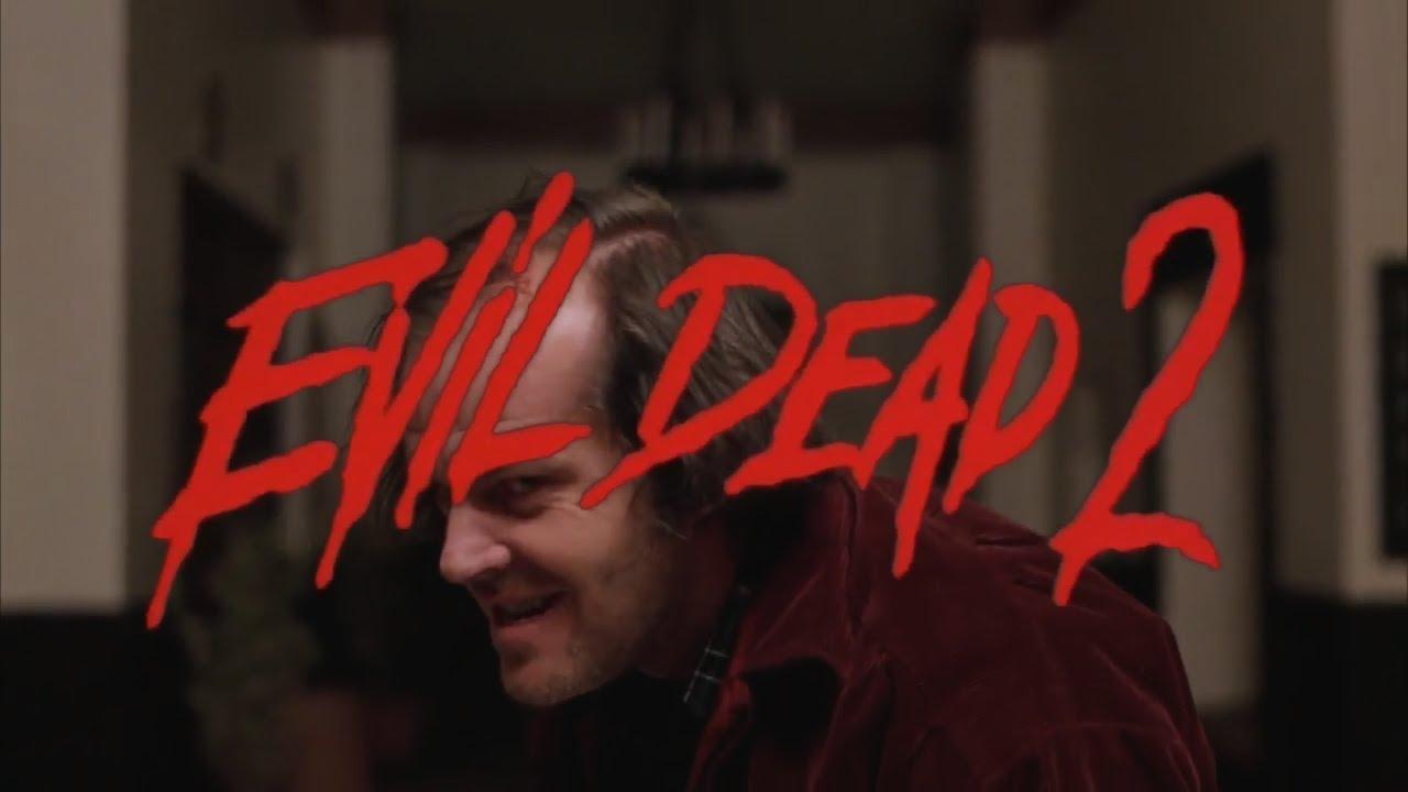 """Sam Raimi Directs """"The Shining"""""""