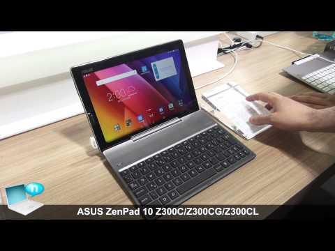 ASUS ZenPad 10 Z300C Z300CG Z300CL