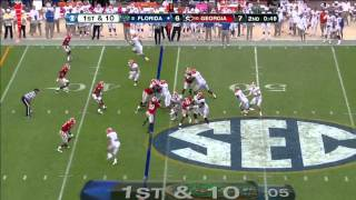 Jarvis Jones vs Florida (2012)