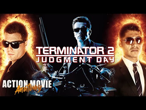 Terminator 2: Judgment Day (Arnold Schwarzeneggar) Review | Action Movie Anatomy