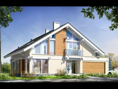 Projekt domu Otwarty http://www.mgprojekt.com.pl/otwarty